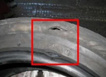 Бескамерная шина ремонт своими руками