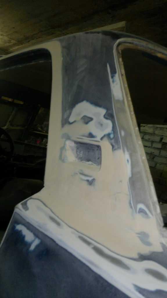 воздуховоды ваз 2106