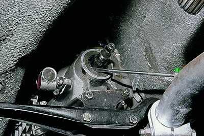 манжета вторичного вала коробки передач ваз 2106