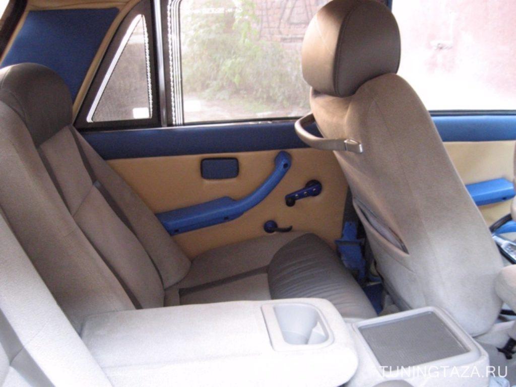 пассажирское сиденье