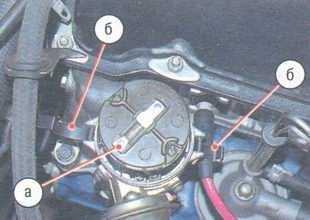 статья про проверка и установка момента зажигания ВАЗ 2106