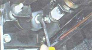 статья про Снятие и установка вакуумного усилителя тормозов на автомобиле ВАЗ 2106