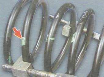 статья про ремонт передней стойки автомобиля ваз 2108, ваз 2109, ваз 21099