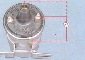 статья про проверка катушки зажигания автомобиля ваз 2108, ваз 2109, ваз 21099
