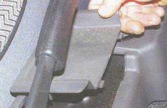 статья про ремонт рычага переключения передач на автомобилях ваз 2108, ваз 2109, ваз 21099