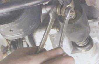 статья про снятие и установка коробки передач на автомобилях ваз 2108, ваз 2109, ваз 21099