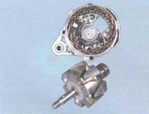 статья про ремонт генератора 37.3701 - автомобили ваз 2108, ваз 2109, ваз 21099