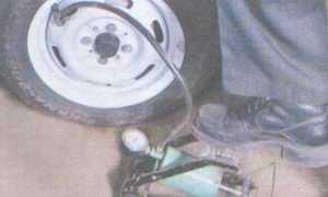 статья про проверка колес на автомобиле ваз 2108, ваз 2109, ваз 21099