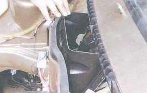 статья про снятие и установка вентилятора отопителя салона на автомобиле ваз 2108, ваз 2109, ваз 21099