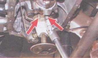статья про снятие и установка масляного насоса с автомобилей ваз 2108, ваз 2109, ваз 21099