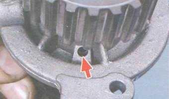 статья про замена водяного насоса на автомобилях ваз 2108, ваз 2109, ваз 21099