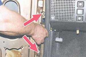 статья про снятие и установка дверей автомобили ваз 2108, ваз 2109, ваз 21099