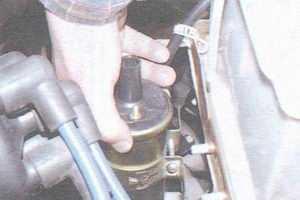 статья про замена катушки зажигания на автомобиле ваз 2108, ваз 2109, ваз 21099