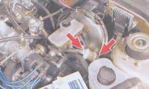 статья про рывки при разгоне автомобиля ваз 2108, ваз 2109, ваз 21099