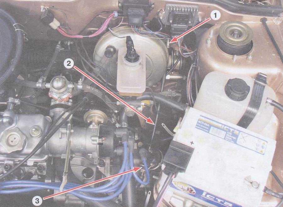 статья про регулировка привода выключения сцепления на автомобилях ваз 2108, ваз 2109, ваз 21099
