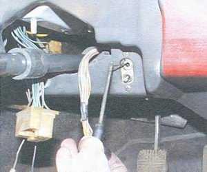 статья про снятие и установка «низкой» панели приборов автомобили ваз 2108, ваз 2109, ваз 21099