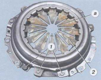 статья про ремонт сцепления на автомобилях ваз 2108, ваз 2109, ваз 21099