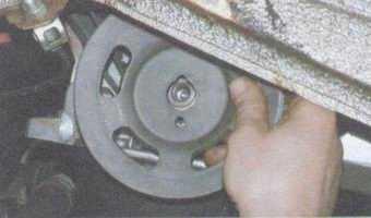 статья про замена ремня привода распредвала и регулировка натяжения ремня на автомобилях ваз 2108, ваз 2109, ваз 21099