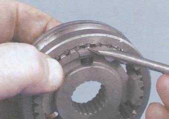 статья про ремонт синхронизатора коробки передач на автомобилях ваз 2108, ваз 2109, ваз 21099