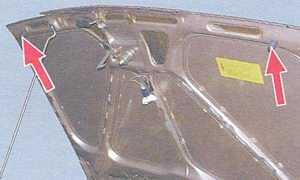 статья про регулировка капота автомобили ваз 2108, ваз 2109, ваз 21099