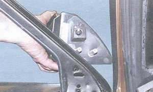 статья про замена бокового зеркала заднего вида автомобили ваз 2108, ваз 2109, ваз 21099