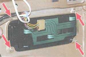 статья про замена заднего фонаря на автомобиле ваз 2108, ваз 2109, ваз 21099