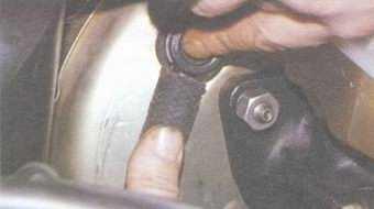 статья про проверка работы обратного клапана вакуумного усилителя на автомобилях ваз 2108, ваз 2109, ваз 21099