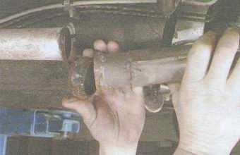 статья про замена резонатора на автомобилях ваз 2108, ваз 2109, ваз 21099
