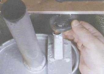 статья про замена глушителя на автомобилях ваз 2108, ваз 2109, ваз 21099