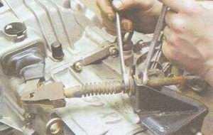 статья про регулировка привода сцепления на автомобиле ваз 2108, ваз 2109, ваз 21099