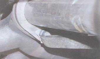 статья про замена приемной трубы глушителя на автомобилях ваз 2108, ваз 2109, ваз 21099