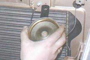 статья про регулировка и замена звукового сигнала на автомобиле ваз 2108, ваз 2109, ваз 21099