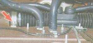 статья про вибрация и удары на рулевом колесе на автомобилях ваз 2108, ваз 2109, ваз 21099