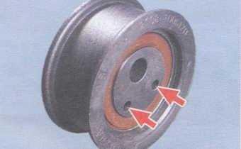 статья про замена натяжного ролика на автомобилях ваз 2108, ваз 2109, ваз 21099