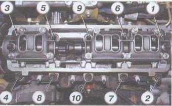 статья про замена прокладки головки блока цилиндров на автомобилях ваз 2108, ваз 2109, ваз 21099