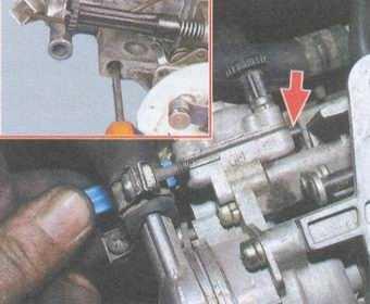 статья про регулировка холостого хода двигателя на автомобилях ваз 2108, ваз 2109, ваз 21099