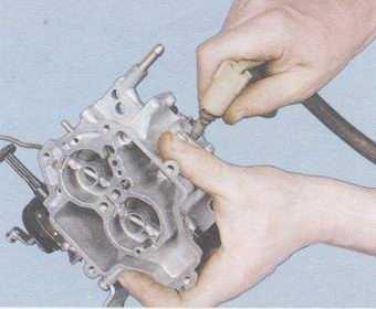 статья про Ремонт карбюратора на автомобилях ВАЗ 2108, ВАЗ 2109, ВАЗ 21099
