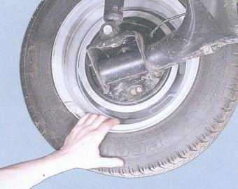 статья про проверка и регулировка привода стояночного тормоза на автомобиле ваз 2108, ваз 2109, ваз 21099