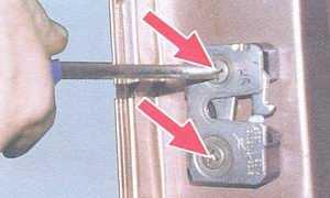 статья про ремонт замков дверей автомобили ваз 2108, ваз 2109, ваз 21099