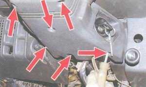 статья про проверка и замена подрулевых переключателей на автомобиле ваз 2108, ваз 2109, ваз 21099