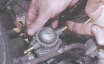 статья про проверка бензонасоса на автомобилях ваз 2108, ваз 2109, ваз 21099