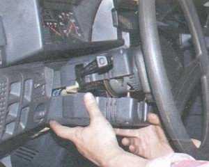 статья про снятие и установка замка зажигания на автомобилях ваз 2108, ваз 2109, ваз 21099