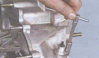 статья про ремонт, разборка и дефектовка деталей коробки передач автомобилей ваз 2108, ваз 2109, ваз 21099