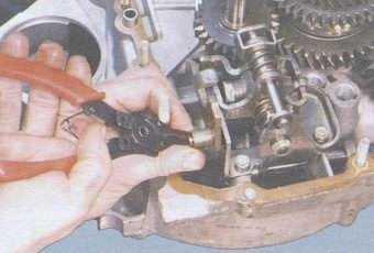 ремонт, разборка и дефектовка деталей коробки передач автомобилей ваз 2108, ваз 2109, ваз 21099