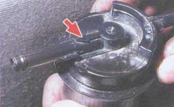 статья про замена фильтра тонкой очистки и клапана обратного слива топлива на автомобилях ваз 2108, ваз 2109, ваз 21099