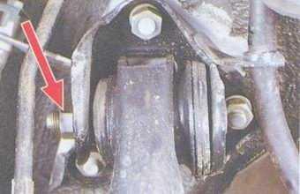статья про замена балки задней подвески на автомобиле ваз 2108, ваз 2109, ваз 21099