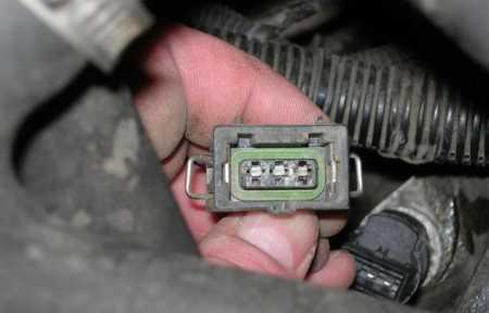 Замена датчика скорости на Ваз 2110 своими руками