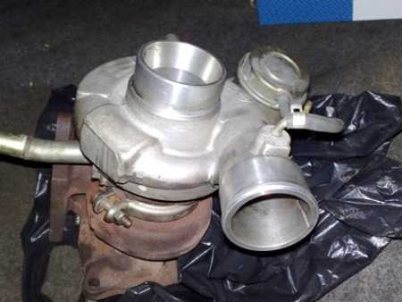 турбина на ваз 2106