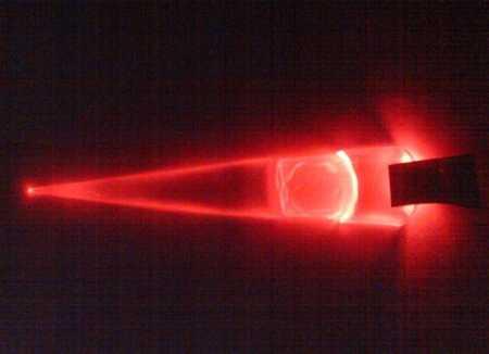 подсветка стрелки тахометра