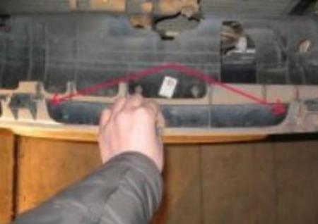 снятие и установка фары Ваз 2110